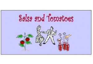 salsa and tomatoes class
