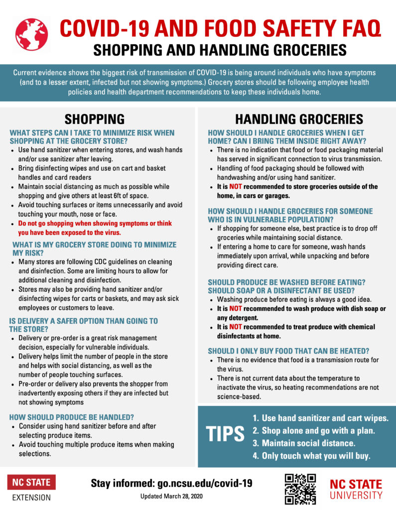 Shipping Safety flyer image