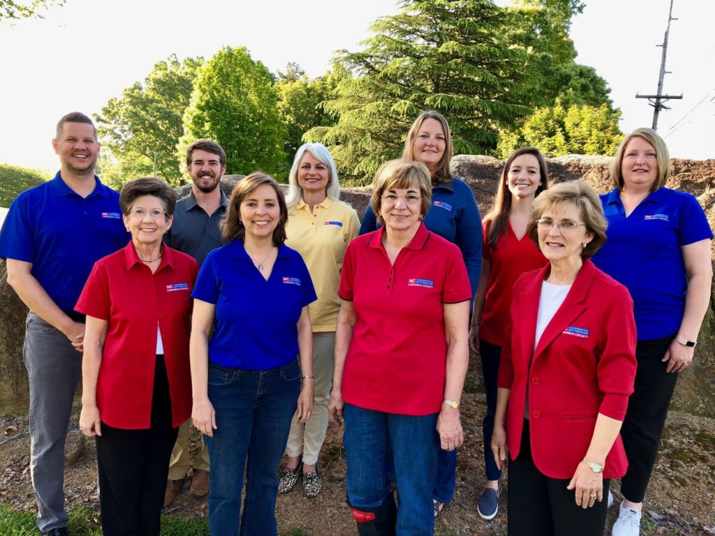 Cabarrus County staff