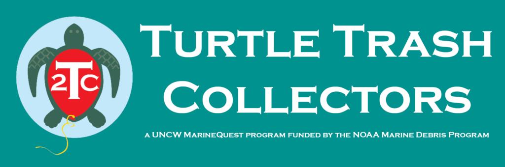 Turtle Trash Collectors logo