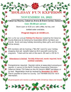 Cover photo for Holiday Fun Express